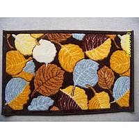 Комплект ковриков для ванной комнаты на резиновой основе - 130-319