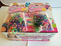 Набор резинок для плетения Rainbow Loom bands 4500 шт
