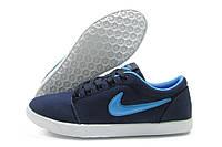 Кеды мужские Nike Air синие (найк аир)