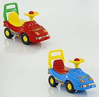 Каталка-толокар Беби такси 1196 2 цвета