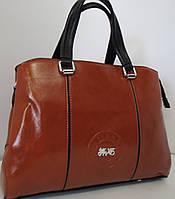 Деловая сумка с логотипом бренда от Velina Fabbiano  Новинка