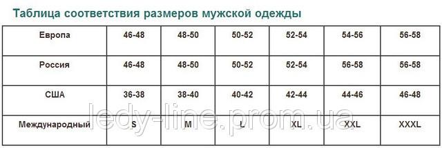 Размеры Одежды Россия