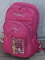 Рюкзак текстильный женский городской JTL легкий 0254