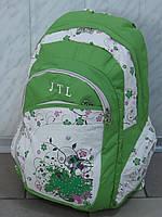 Рюкзак текстильный женский городской JTL легкий 0253