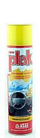 ATAS/PLAK 400 ml /Полироль торпеды лимон/limone