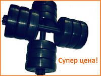Гантели разборные 2 по 10 кг, самовывоз Киев