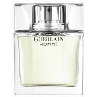 Guerlain Homme (Набор туалетная вода 80мл + гель для душа 75мл + косметичка)