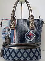 Джинсовая сумка  от Betty Новинка