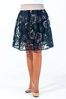 Классическая .юбка за колено, фото 1