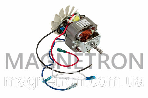 Двигатель для мясорубок BW-7627-001 (4 провода), фото 2