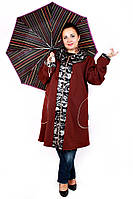 Ветровка большого размера Грейс (2 цвета), ветровка батал, ветровка женская, дропшиппинг поставщик