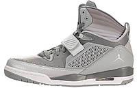 Баскетбольные кроссовки Nike Air Jordan Flight 97 (найк аир джордан) серые