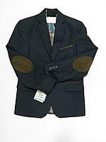 Шикарный школьный пиджак для мальчика Украина р.128-р.140