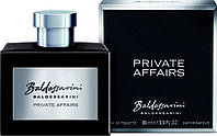 Туалетная вода Hugo Boss Baldessarini Private Affairs 90 ml.
