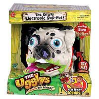 Ужасный невоспитанный интерактивный щенок (на руку) со звуковыми эффектами Ugglys