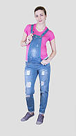 Комбинезон-трансформер для беременных Темно-синий