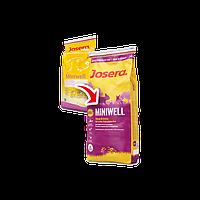 Josera miniwell сухой корм для взрослых собак мелких пород - 4 кг