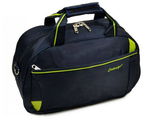 Дорожная сумка-саквояж из нейлона 20 л. 17501 18 Small blue (синий)
