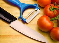 Керамические ножи + овощерезка CERAMIC SLICE MH-10