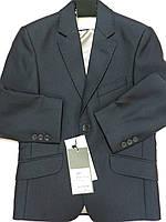 Качественный школьный костюм для стройных мальчиков Украина 116р-146р