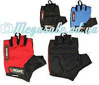 Перчатки для фитнеса (атлетические) / велоперчатки Qepae: L, XL, 3 цвета
