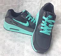 """Кроссовки  подросток """"Nike AIR Max"""" 7107-12 Польша"""