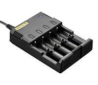 Зарядное устройство для Li-Ion/Ni-Mh Nitecore Intellicharge i4 V2