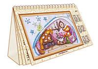 Календарь. Лисы AK-006
