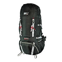 Рюкзак для походов High Peak Sherpa 65+10 (Black)