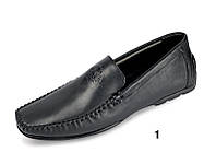 Мужские кожаные туфли Mida Мида арт 11089