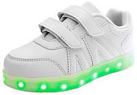 Кроссовки LED светящиеся