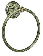Держатель полотенца (кольцо) KUGU Hestia 904A antique