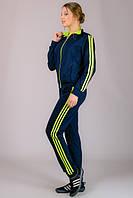 Хороший классический спортивнгый костюм женский яркий модный молодежный подростковый. Расцветки разные