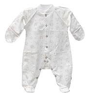 Комбинезон утепленный для новорожденных Minikin 00301