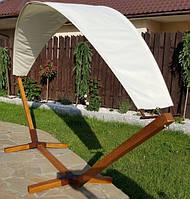 Опора для гамака з сонцезахисним дашком