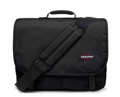 """Универсальная сумка для ноутбука 15"""" 20 л. Senior Eastpak EK30A008 черный"""