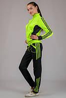 Модный спортивный костюм для подростков и женский от 44 до 52 размера . Яркие разные цвета.