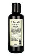 "Масло для волос ""Шикакай"" (Khadi herbal hair oil, Trifala) 210 мл"