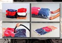 Вакуумные пакеты для хранения вещей  80*100 РАЗНЫЕ РАЗМЕРЫ
