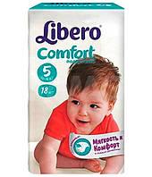 Подгузники Libero Comfort 5 Maxi Plus (Либеро) 10-16 кг №18