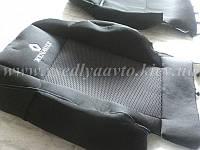 Авточехлы RENAULT Megane III/Fluence (2/3 спинка и сиденье + подлокотник)