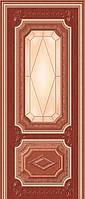 Фотообои бумажные: ДВЕРЬ 12 изделие (ширина 97см высота 210см) из 6 листов