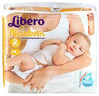 Подгузники Libero Baby Soft 2 Mini (Либеро) 3-6кг №94