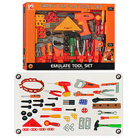 Детский набор инструментов для мальчика 41 предмет