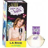 Детская парфюмированная вода VIOLETTA MUSIC, 20 мл