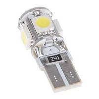 Led авто-лампа Brille LED T10 W5W-5 CW холодный свет