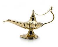 Статуэтка Лампа Алладина бронзовая