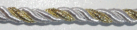 Шнур декоративный для натяжных потолков 12 мм