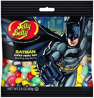 Конфеты Jelly Belly Super Hero Mix Бетмен