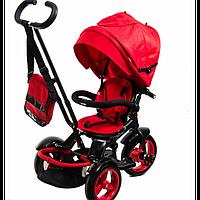 New! New!Детский трехколесный велосипед Neo 4(красный)